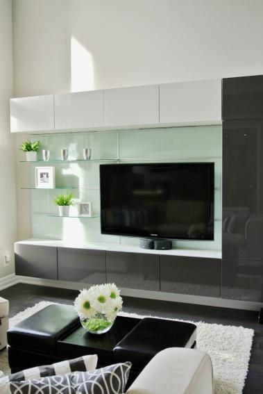 14 Best Ikea Tv Wall Images On Pinterest  Living Room Tv Units Unique Ikea Storage Living Room Inspiration Design