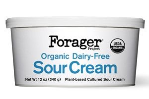 Forager Project Dairy Free Sour Cream Review Info Vegan Sour Cream Alternative Dairy Free Sour Cream