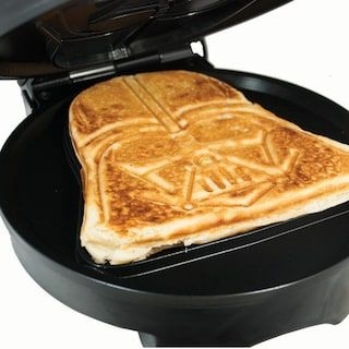 Star Wars Darth Vader Waffle Maker By Pangea Brands With Images