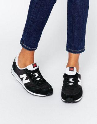 new balance 410 femme noir