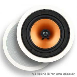 Top 10 Best In Ceiling Speakers In 2020 Reviews Ceiling Speakers