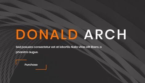 Donald Arch v1.0.7 – Creative Architecture WordPress Theme