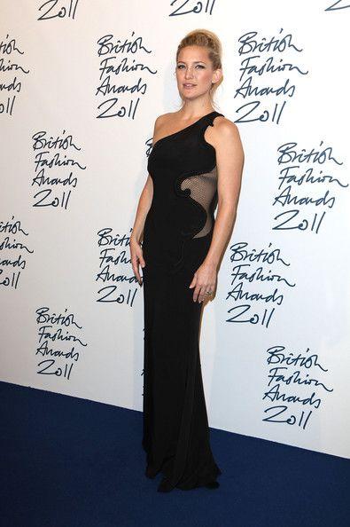 Kate Wearing Stella McCartney At The British Fashion Awards, 2011 - Kate Hudson's Most Daring Red Carpet Dresses - Photos