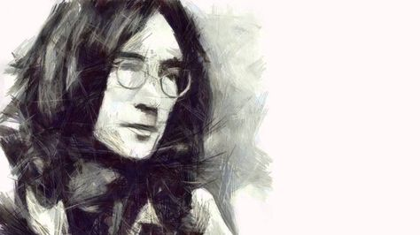 John Lennon Stand By Me Demo Imagine John Lennon John Lennon Beatles Art