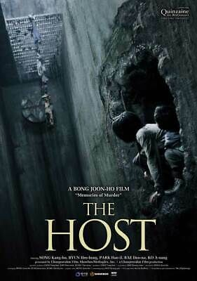 The Host 11x17 Movie Poster Licensed New Usa D Ebay In 2021 Scary Movies Movie Posters Streaming Movies