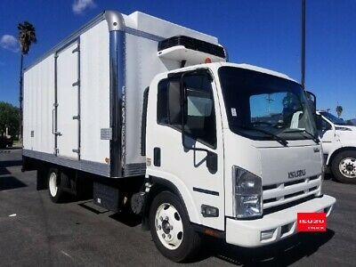 Ad Ebay Link Isuzu Npr 16ft Box Truck Refrigerated Hino Gmc Ud Nissan Mitsubishi Gmc Nqr Nrr Trucks Hino Vehicle Shipping