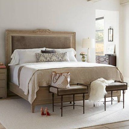 You'll love the Upholstered Panel Bed at Birch Lane - With Great Deals on all products and Free Shipping on most stuff, even the big stuff.
