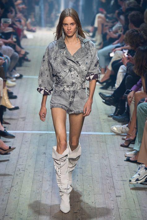 Isabel Marant Frühjahr/Sommer 2019 Ready-to-Wear - Fashion Shows