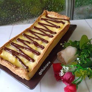 Makuta By Fifisilviana Bahan Luar Puff Pastry Instan Aq Merek Edo Cara Giling Tipis Puff Lalu Cetak Puff Di Cake Recipes Snack Cake Snack Recipes