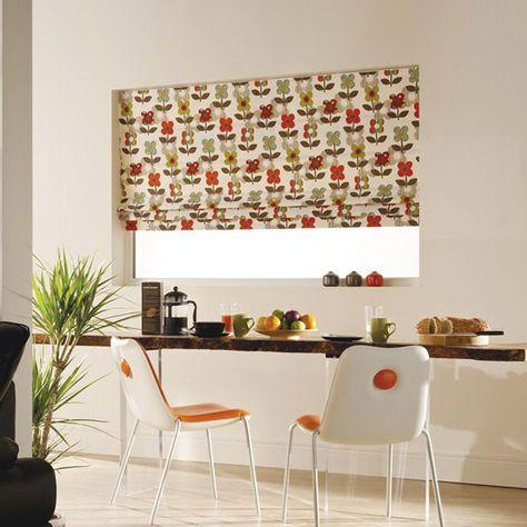 Idee per Tende da Cucina Moderne di Vari Modelli | Кухонные окна №4 ...