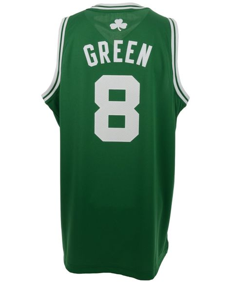 the latest fd27f 8878a adidas Men's Jeff Green Boston Celtics Swingman Jersey ...
