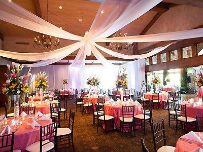 Tournament Players Club Valencia Wedding Location Santa Clarita Valley Venue Reception 91381 Venues W Pinterest
