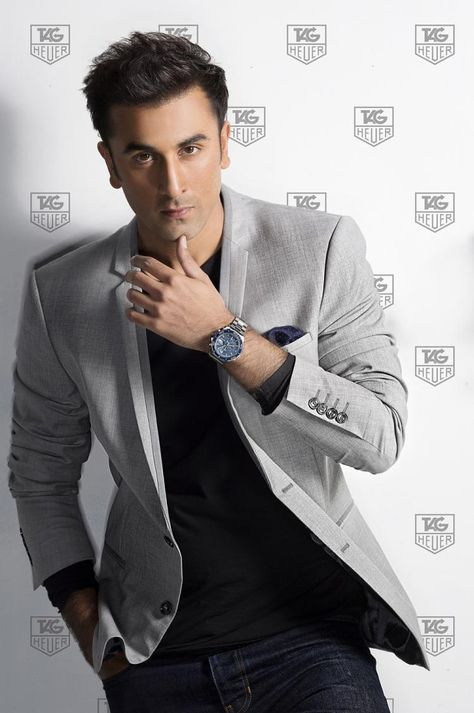 After SRK, Ranbir too joins hands with Tag Heuer | PINKVILLA