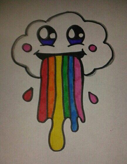 Zeichnen Leicht Wolke Susse Bilder Zeichnen Malen Und Zeichnen Zeichnen Leicht