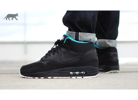 Nike Air Max 90 Mid Wntr Mid Top Heat