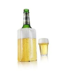 Vacu Vin Active Cooler Beer Refroidisseur Pour Bouteille De