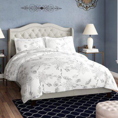 Charlton Home Omari Tufted Upholstered Low Profile Standard Bed Upholstered Panel Bed Upholstered Beds Upholstered Platform Bed