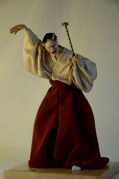 Mixed Media Sculpture, Art Sculpture, Opera Musica, Character Design Inspiration, Style Inspiration, Noh Theatre, Theatre Costumes, Best Mens Fashion, Oriental Fashion