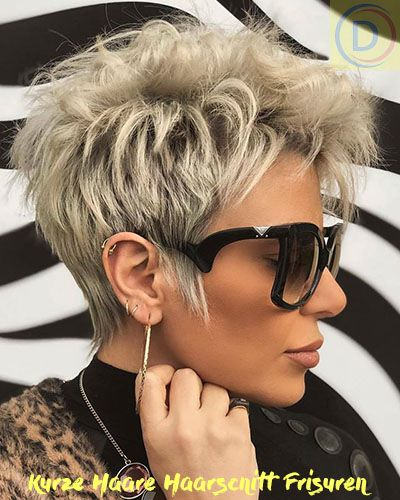 Kurze Haare Frisuren Frauen Jahr 2020 2021 In 2020 Cool Blonde Hair Short Hair Trends Short Hair Designs