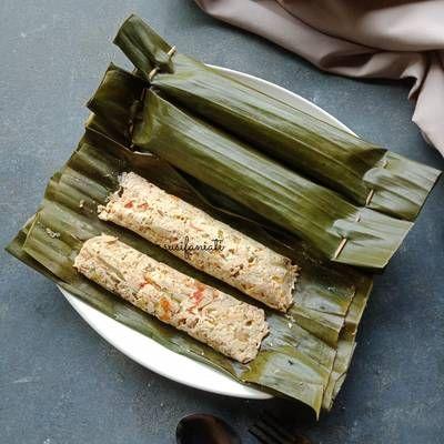 Resep Pepes Tahu Jamur Tiram Pr Masakanbungkusdaun Oleh Susan Mellyani Cookpad Foodie Food Asparagus