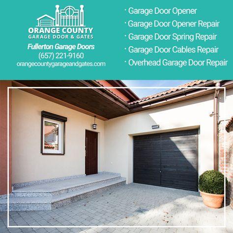 One Of Our Specialties At Orange County Garage Door Is Overhead Garage Door Repair In Orange County Ca We Provide R Garage Doors Overhead Garage Door Garage