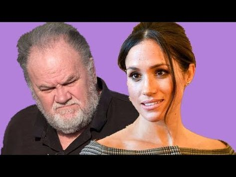 Meghan Markle S Father What You Need To Know About Thomas Markle Youtube Markle Meghan Markle Thomas