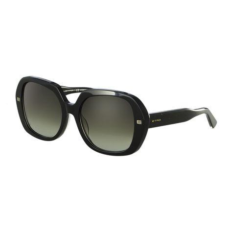 27eeabcdc7421 Óculos de Sol Etro Casual Preto em 2018   Products   Pinterest