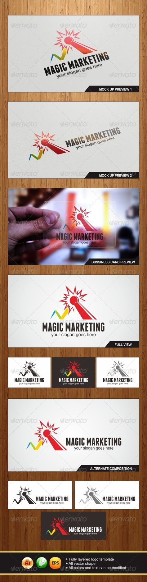 Magic Marketing Logo