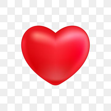 Red 3d Heart Heart Love Red Png And Vector With Transparent Background For Free Download 3d Heart Heart Icons Heart Hands Drawing