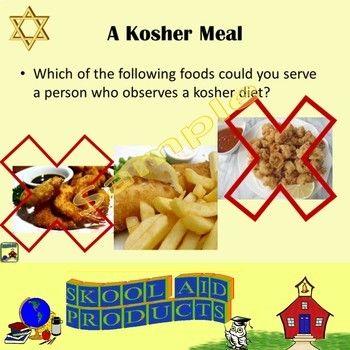 who observes kosher diet