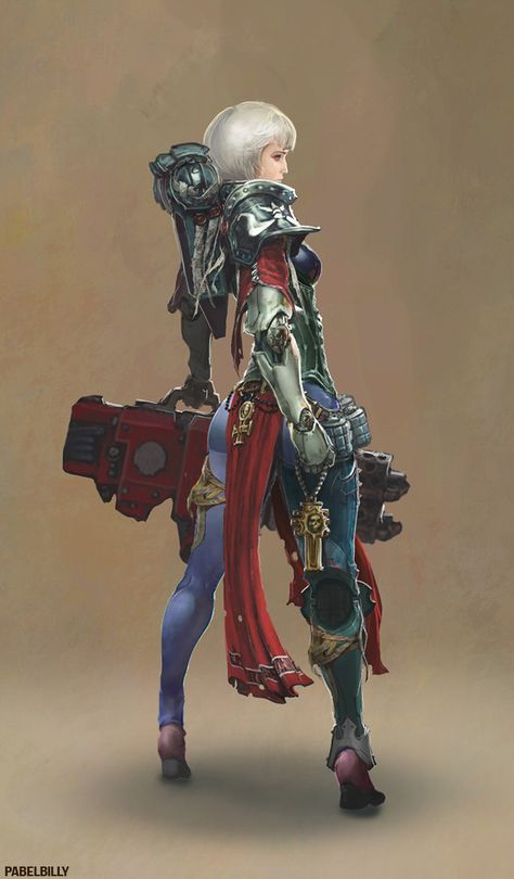 """40kwarlord: """"I'm lovin' all the details on this piece! """""""