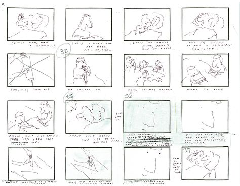 storyboard pixar - Google Search Movie Making with Kids - interactive storyboards