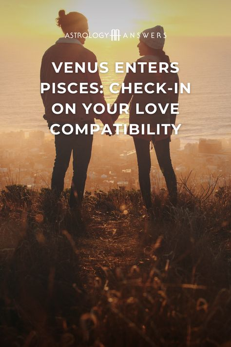 What does Venus in Pisces mean for you and your love life? #venusinpisces #venusastrology #pisces #venusplacements #astrology #astrologyanswers
