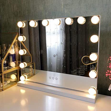 Hollywood Vanity Mirror, Hollywood Vanity Mirror Frameless