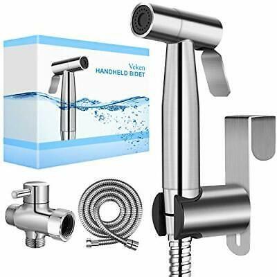 Advertisement Veken Handheld Bidet Sprayer For Toilet 2 Water