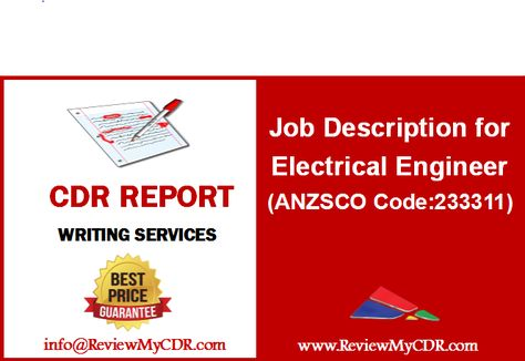Job Description for Industrial Engineer (ANZSCO Code 233511 - engineer job description