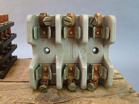 A H&H Vintage Ceramic Fuse Holder, Buss, Fuse Block, Steampunk, 3 Pole, 60  Amp, 250 Volt, 250V, Industrial Decor, Bookend | Vintage ceramic,  Industrial artwork, CeramicsPinterest