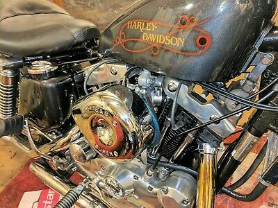 Advertisement Ebay Harley 1972 Xlh Show Winner With Modified Engine And Clutch Plus Much Mor In 2020 Custom Built Motorcycles Motorcycle Parts And Accessories Harley