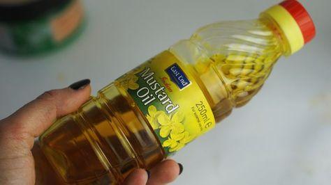 olej musztardowy na porost wlosow