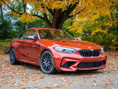 The 2019 Bmw M2 Competition Looks Seriously Sporty With Images