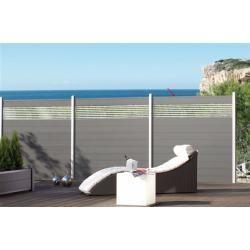 System Alu Profil Abschlussleiste Classic 233 Cm S In 2020 Gartentore Dekorative Gartenzaune Sichtschutzzaun
