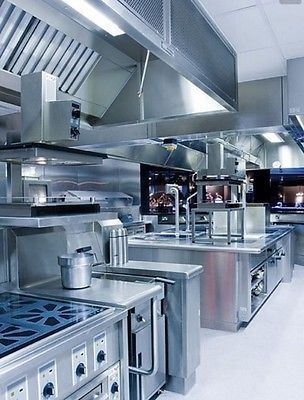 Picture 5 Of 12 Restaurant Kitchen Design Commercial Kitchen
