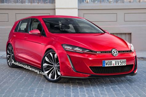 Deep Dive The Next Volkswagen Golf Gti Will Have 300 Hp Con