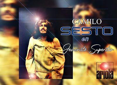 Camilo Sesto Imagen De Camilo Sesto En Jesucristo Superstar Camilo Sesto Imagenes De Camila Camilo