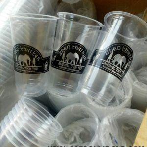 Cup Minuman Plastik
