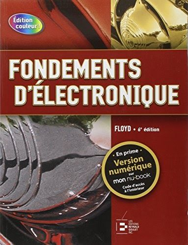 Telecharger Fondements D Electronique Cicuits C C Circuits C A Composants Et Applications Livre Pdf Author P Electronique Livre Electronique Telechargement
