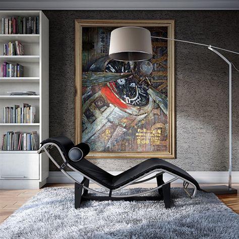 Le Corbusier La Chaise