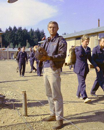 Steve McQueen: La gran evasión