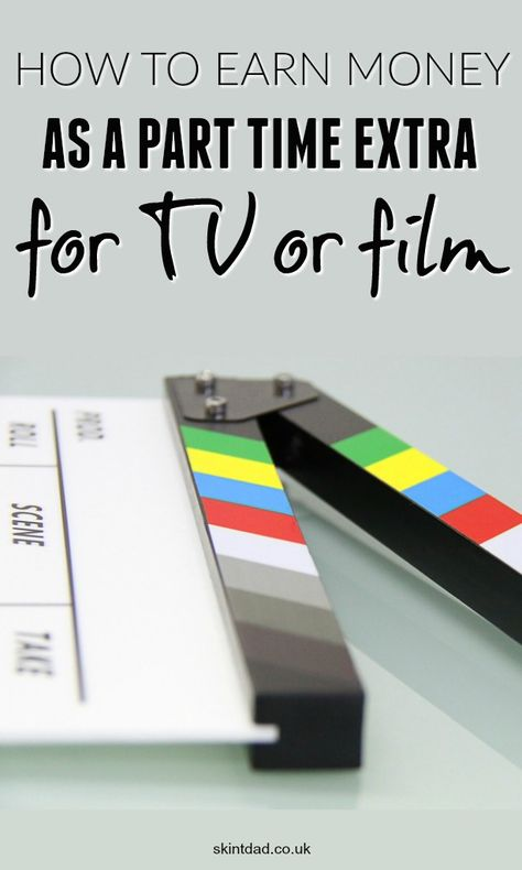 Want to see you favourite show get filmed while being paid at the same time?…