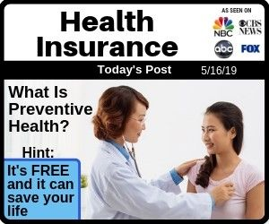 What Is Preventive Health It S Free And Can Save Your Life With